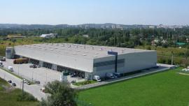 G4 Garage rozrasta się w Centrum Logistycznym Kraków II