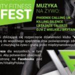 """Vitality Fitness zaprasza na """"Vi-Fest Summer Festival"""""""
