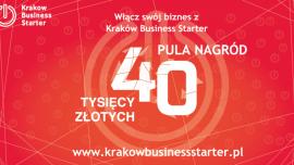 Rusza III edycja konkursu Kraków Business Starter