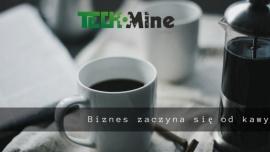 TechMine Coffee w Krakowie, 2019-03-18, 09:00, IT i technologie