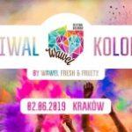 Zapowiada się rekordowy Festiwal Kolorów w Krakowie