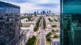 Kraków, Warszawa i Wrocław z największym wzrostem w sektorze usług biznesowych i