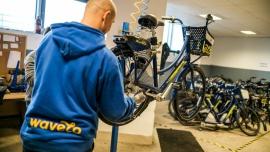 Masowe uszkodzenia opon w rowerach Wavelo