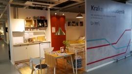 Współpraca akademika LivinnX z IKEA Kraków!