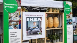 IKEA partnerem 3. Kraków Green Film Festival